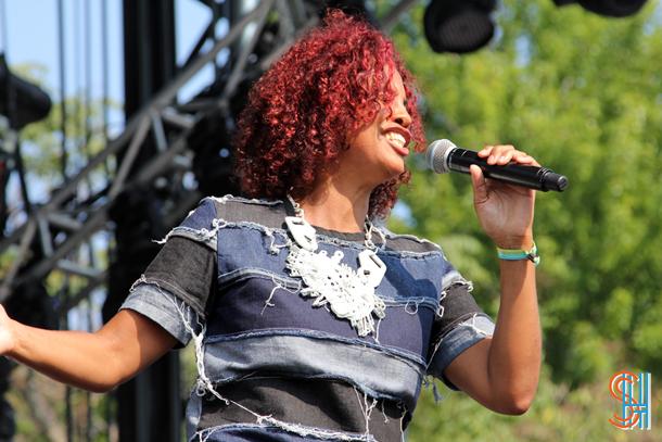 Neneh Cherry Pitchfork Music Festival 2014-2