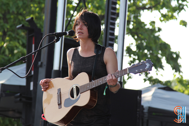 Sharon Van Etten at Pitchfork Music Festival 2014 Chicago-2