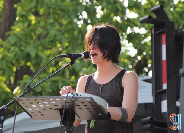 Sharon Van Etten at Pitchfork Music Festival 2014 Chicago-3