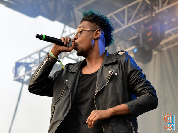 Danny Brown at Pitchfork Music Festival 2014-4