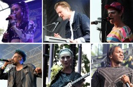 Pitchfork Music Festival 2014 St. Vincent, FKA Twigs, Danny Brown, Tune-Yards, Pusha T, Wild Beasts