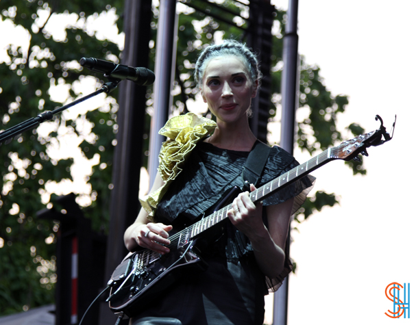 St Vincent Pitchfork Music Festival 2014-2