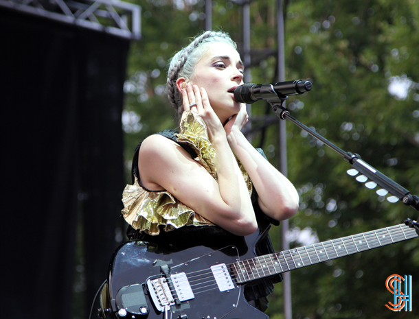 St Vincent Pitchfork Music Festival 2014-8