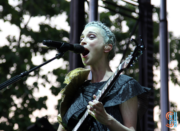 St Vincent Pitchfork Music Festival 2014-9