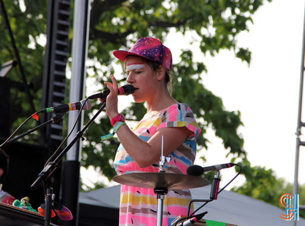 Tune-Yards at Pitchfork Music Festival 2014-3