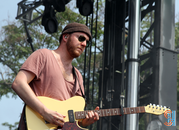 Wild Beasts Pitchfork Music Festival 2014-2
