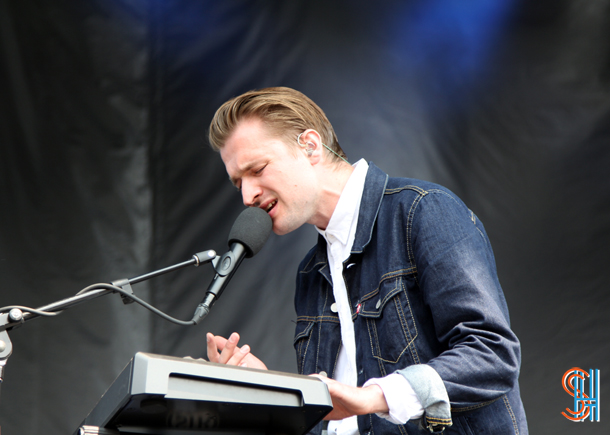 Wild Beasts Pitchfork Music Festival 2014