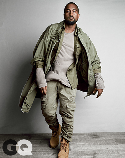 Kanye West for GQ August 2014-5