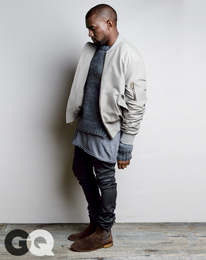 Kanye West for GQ August 2014-6