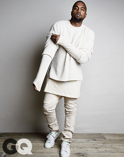 Kanye West for GQ August 2014-7