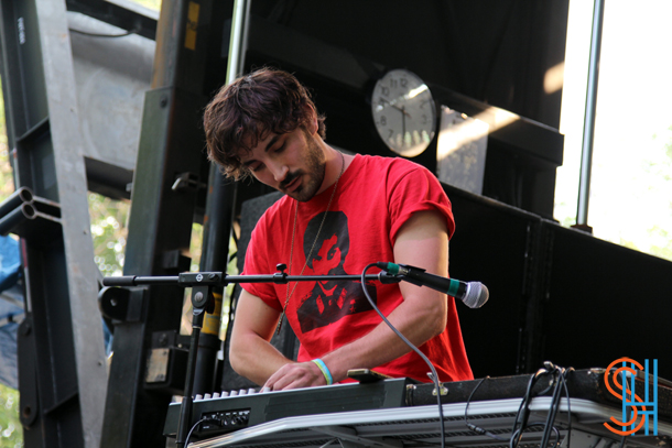Majical Cloudz at Pitchfork Music Festival 2014-3