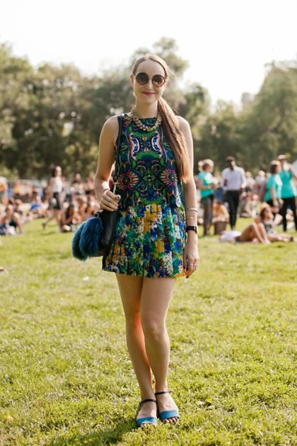 Pitchfork Festival Teen Vogue 2014