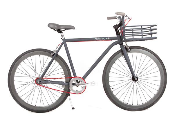 Martone Cycling Co Grey