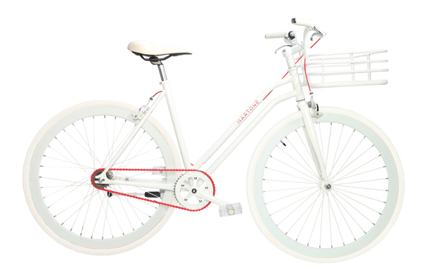 Martone Cycling Co White