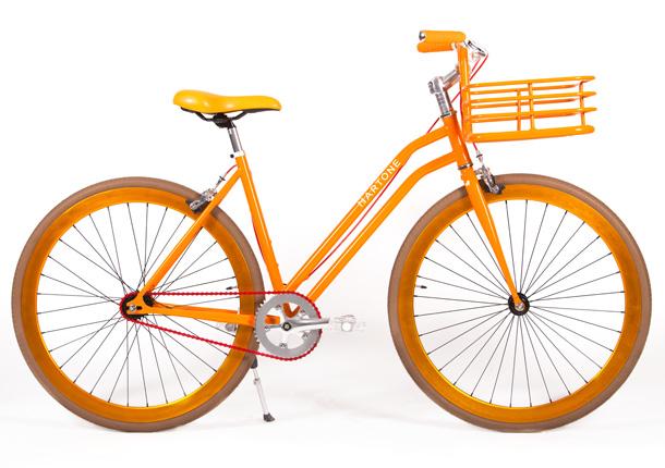 Martone Cycling Co orange