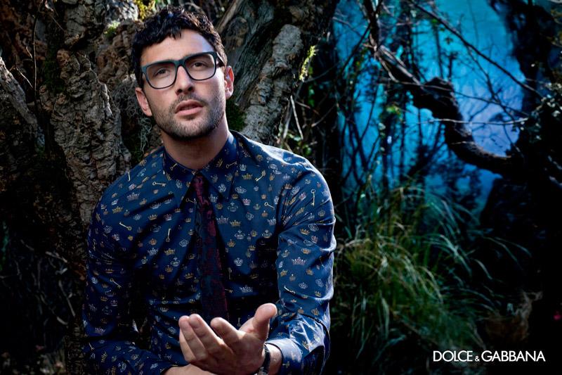 Dolce Gabbana Fall Winter 2014 Eyewear Campaign-2