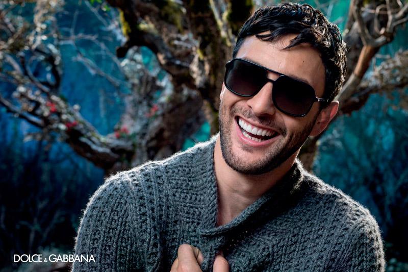 Dolce Gabbana Fall Winter 2014 Eyewear Campaign-3
