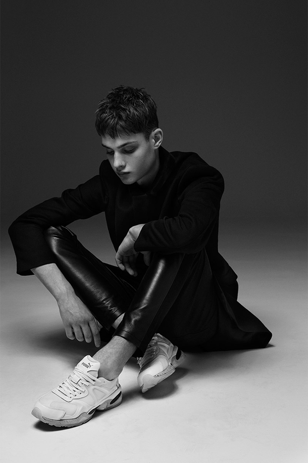 McQ by Alexander McQueen x PUMA Fall Winter 2014 Lookbook-4