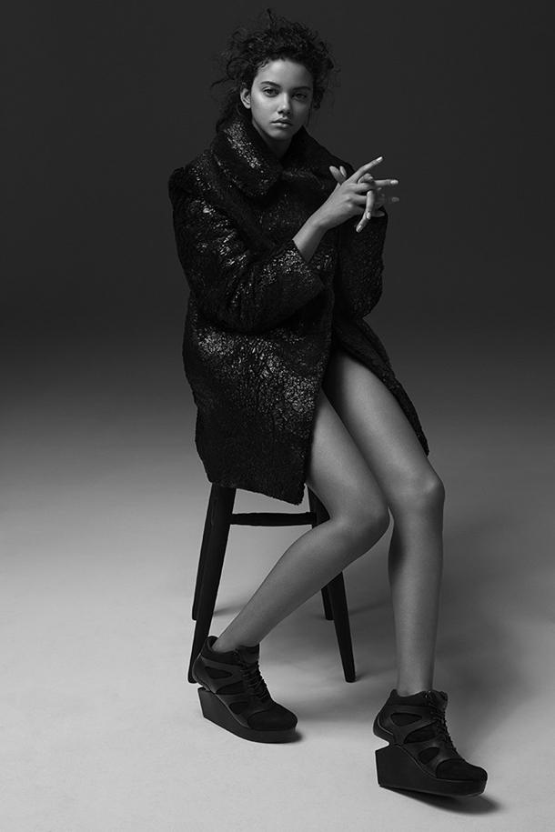 McQ by Alexander McQueen x PUMA Fall Winter 2014 Lookbook-5