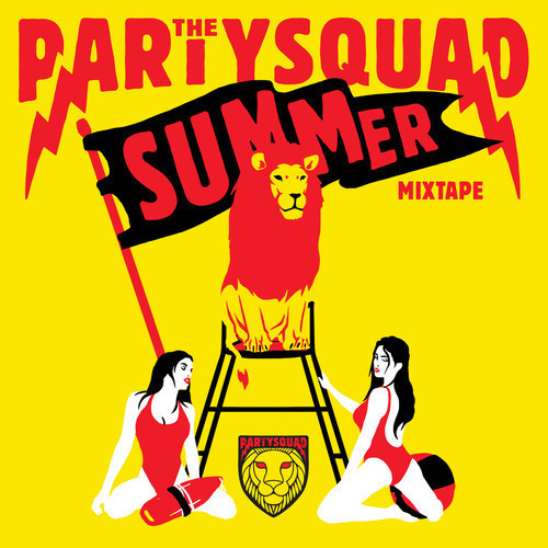 The Partysquad M.I.A. Gold