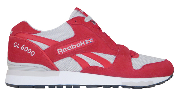 Reebok Classics GL6000 Athletic Pack-Red