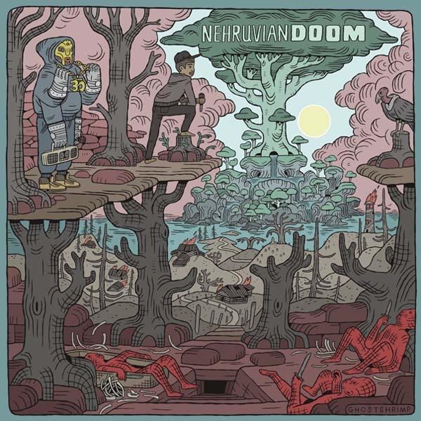 nehruviandoom Doom Bishop NehruAlbum Cover