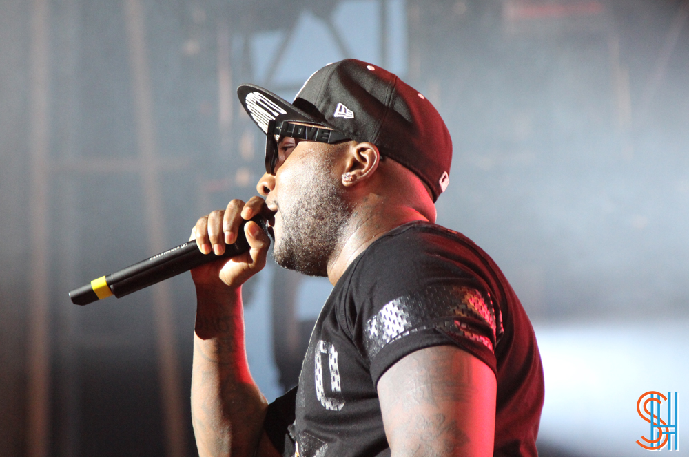 Young Jeezy Under the Influence Tour Toronto 2014 -2