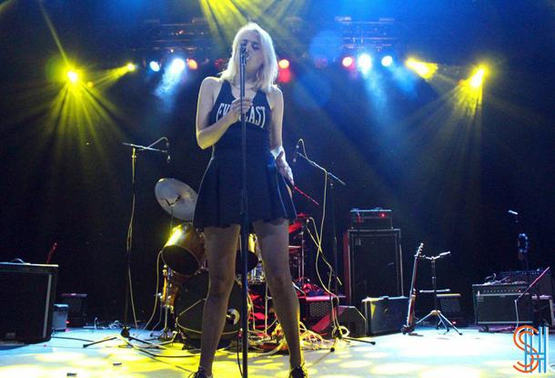 TOPS at Danforth Music Hall Toronto 2014