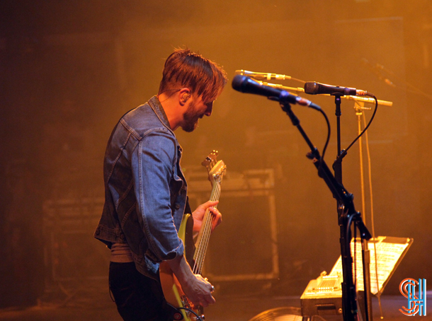 Band of Horses Osheaga 2014 Montreal