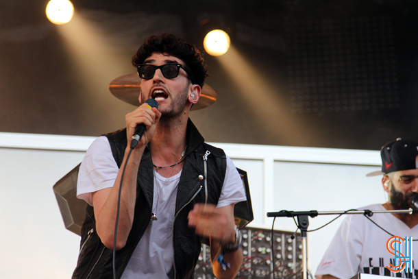 Chromeo at Osheaga 2014 Montreal-2