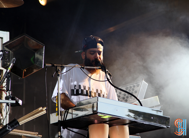 Chromeo at Osheaga 2014 Montreal-4