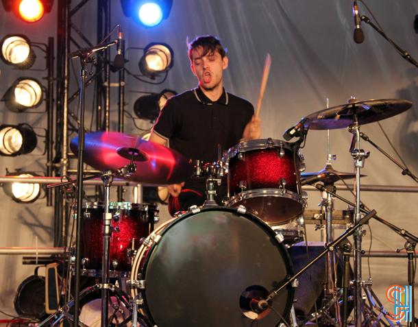 Joywave at Osheaga 2014 Montreal-2