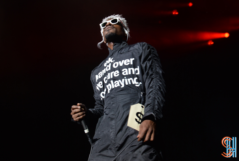OVO Fest 2014 Day 1 Outkast - Andre 3000