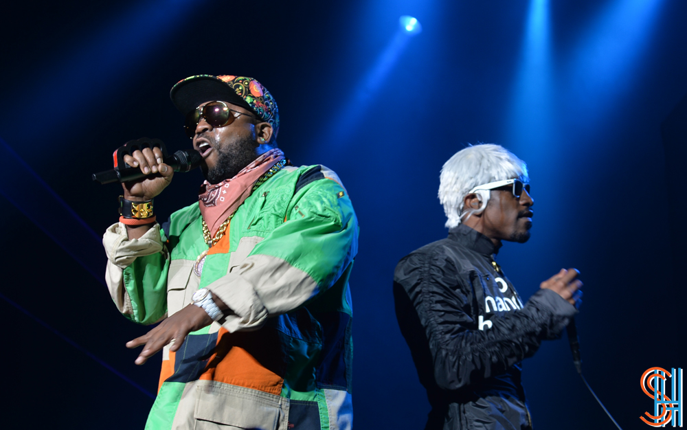 OVO Fest 2014 Day 1 Outkast - Together -3