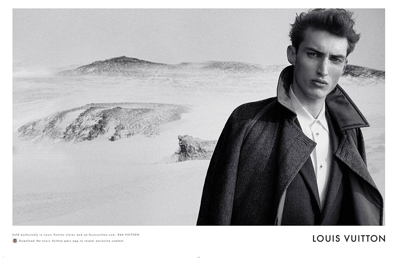 Louis Vuitton Fall Winter 2014 Campaign