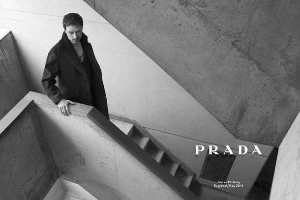 Prada Menswear Fall Winter 2014 Campaign