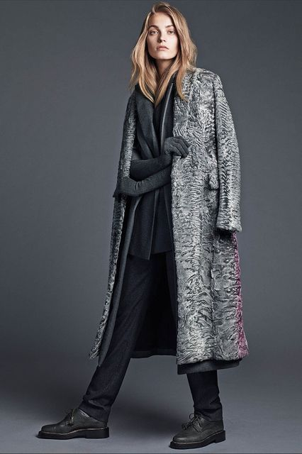 Anna Jagodzinska for WSJ Magazine September 2014-10