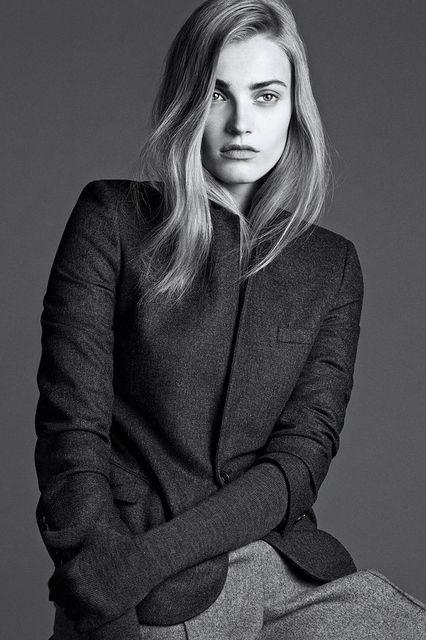 Anna Jagodzinska for WSJ Magazine September 2014-11