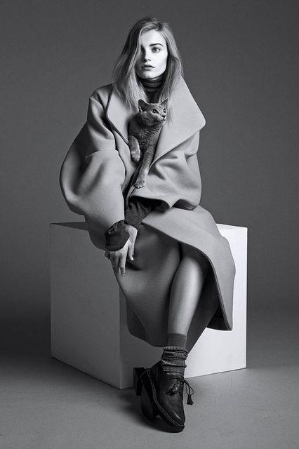 Anna Jagodzinska for WSJ Magazine September 2014-4