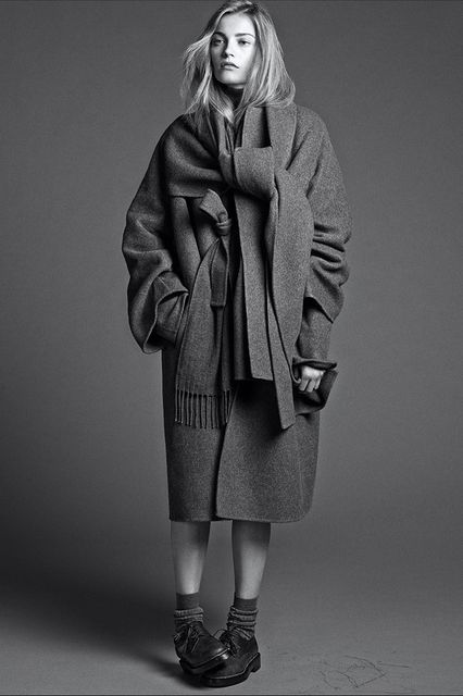 Anna Jagodzinska for WSJ Magazine September 2014-5