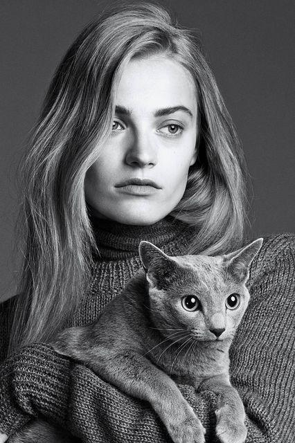 Anna Jagodzinska for WSJ Magazine September 2014-7