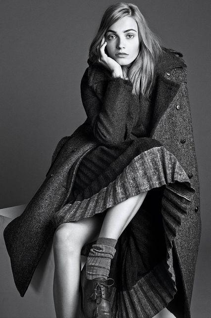 Anna Jagodzinska for WSJ Magazine September 2014-8