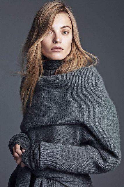 Anna Jagodzinska for WSJ Magazine September 2014-9