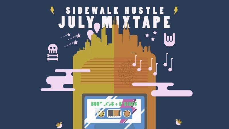 Sidewalk Hustle x JBL Coachella 2014 Mixtape   Sidewalk Hustle