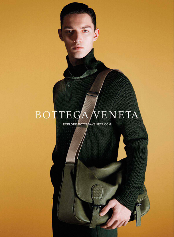 Bottega Veneta Fall/Winter 2014 Menswear Campaign ...