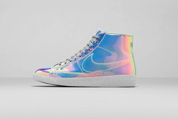 Nike Blazer Mid Premium QS Iridescent-2