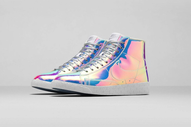 Nike Blazer Mid Premium QS Iridescent