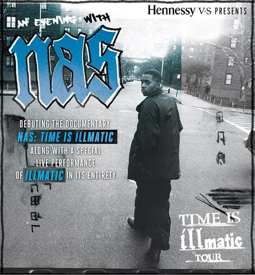 Nas Announces Time Is Illmatic Tour