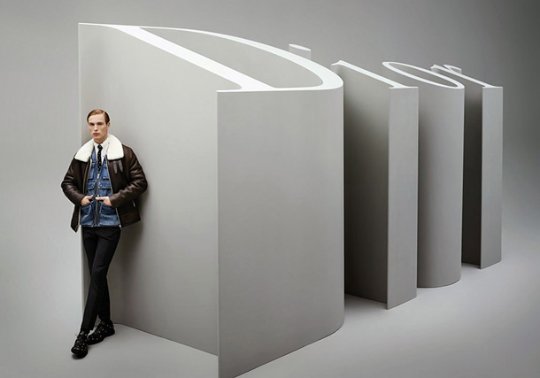 Dior Homme Fall Winter 2014 Campaign