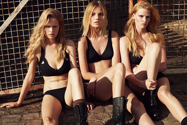 Super Normal Super Models for W Magazine by Mert Marcus-6